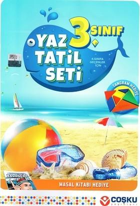 Coşku Yayınları 3. Sınıf Yaz Tatil Seti