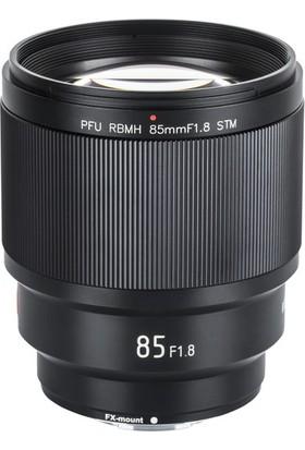 Viltrox Af 85MM F/1.8 Xf Iı Lens - Fuji x Mount