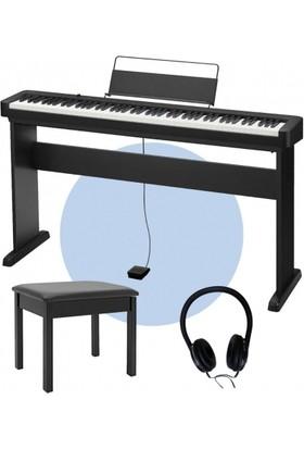 Casio CDP-S100 Dijital Piyano Seti (Stand, Tabure, Kulaklık)