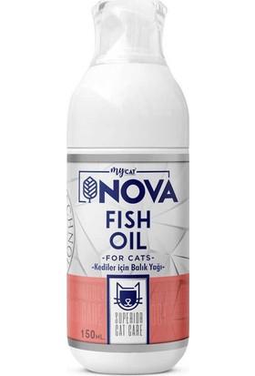 My Cat Nova Kediler İçin Balık Yağı 150 ml