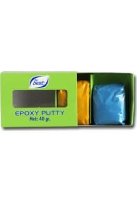Best Epoksi Putty Macun Yapıştırıcı 40 gr