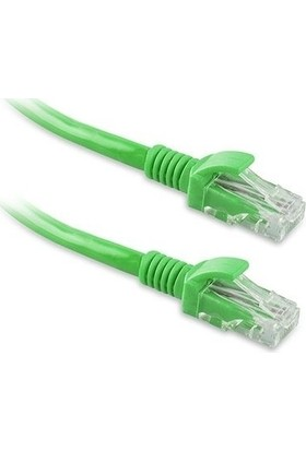 Vcom NP611B-N Cat6 Yeşil Utp Patch Kablo - 3m