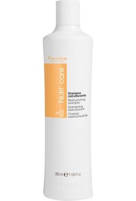 Fanola Nutri Care Yapılandırıcı Nem Şampuanı 350 ml