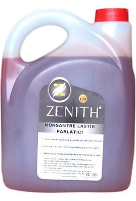 Zenith 5Kg Ekstra Lastik Parlatıcı Ve Koruyucu