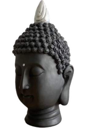 Orenc Craft Dekoratif Buda Büst Biblo