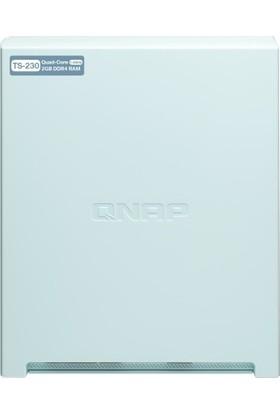 Qnap TS-230 2gb Ddr4 Nas Kayıt Cihazı