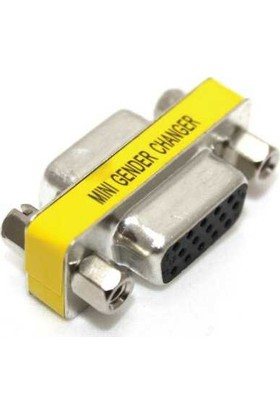 Teknogreen TKKV-15D VGA Dişi Dişi Konnektör