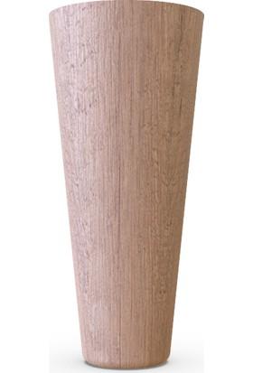 BLEG Ahşap Koltuk Ayağı Conıc 10 cm