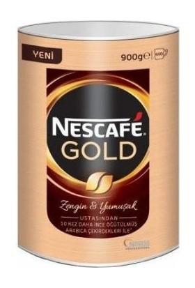 Nestle Nescafe Gold Teneke Signature 900 gr