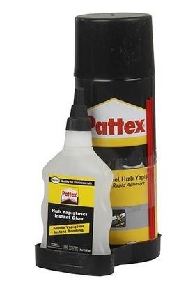 Pattex Sprey Yapıştırıcı Mdf Aktivatör 100 ml + 17 ml