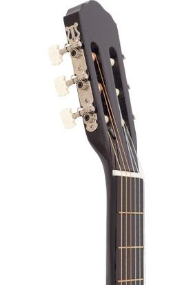 Madrıd MCG-120C Bk Cutaway 39 Klasik Gitar Tam Boy