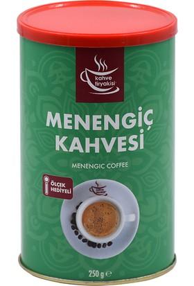 Kahve Tiryakisi Menengiç Kahvesi 250 gr Teneke