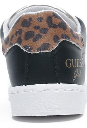 Guess Lucy Çocuk Siyah Günlük Ayakkabı