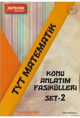 Kartezyen TYT Matematik Konu Fasikülleri Set-2