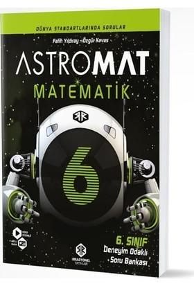 İrrasyonel - 6. Sınıf Matematik Deneyim Odaklı Soru Bankası Astromat