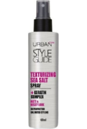 Urban Care Style Guide Sea Salt Sprey 60ML