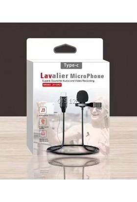 Yaka Mikrofonu Type-C Girişli Youtuber Tip Çantalı