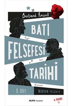 Batı Felsefesi Tarihi (3 Kitap Takım) - Bertrand Russel