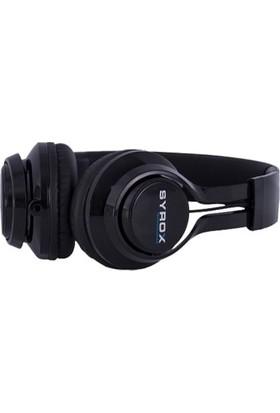 Syrox K11 Mikrofonlu Stereo Kablolu Extra Bass Kulaklık