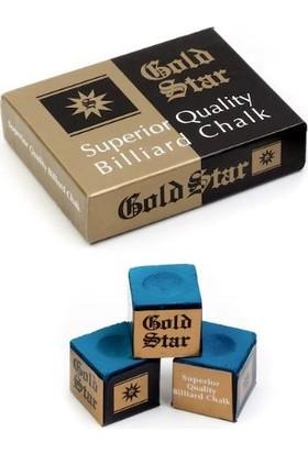Goldstar 12'li Bilardo Tebeşiri