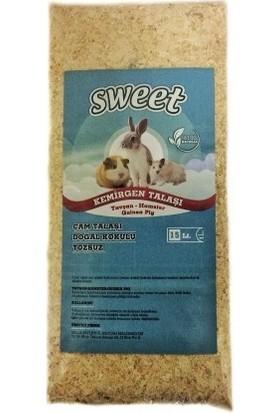 Markapet Sweet Kemirgen Talaşı Çam Kokulu 15 Lt