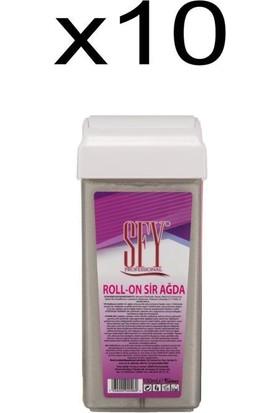 Sfy Roll-On Sir Kartuş Ağda Silver 10 Adet 100 ml