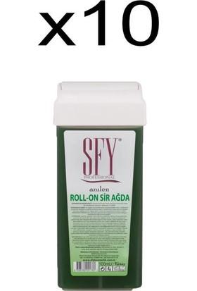 Sfy Roll-On Sir Kartuş Ağda Azulen 10 Adet 100 ml