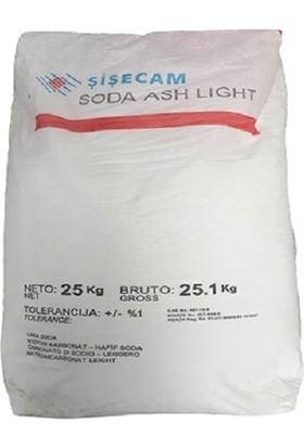 Şişecam Çamaşır Sodası (Sodyum Karbonat) 25 kg