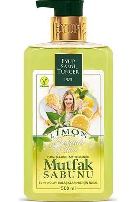 Eyüp Sabri Tuncer Bakımlı Eller Limon Mutfak Sabunu 500 ml