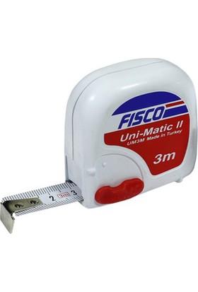 Fisco 3 Metre Şerit Metre