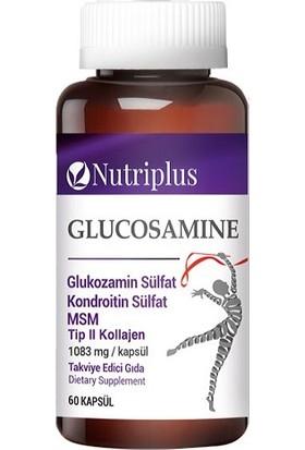 Farmasi Nutriplus Glukozamin Kondroitin Sülfat &Ms &Tip 2 Kollajen