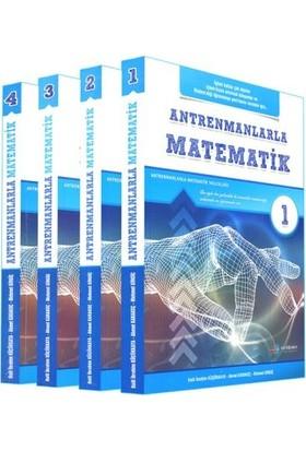Antrenmanlarla Matematik Set 4 Kitap + Kitap