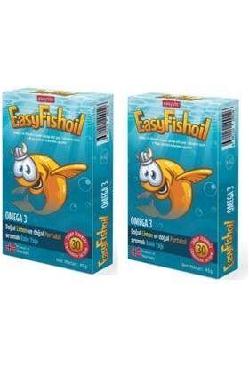 Easyvit Easyfish Oil 2li Paket