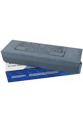 Black Stone Bıçak Balta Keser Bileme Taşı Büyük Boy 8 x 2 x 1,20 Cm.