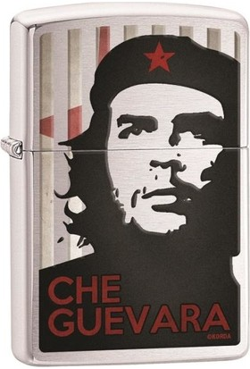Zippo Çakmak Che Guevara Chrome Finish
