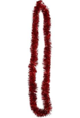Bimbambom Yılbaşı Parti Süsü Boyun Süsü, Yılbaşı Parlak Garland 200 cm