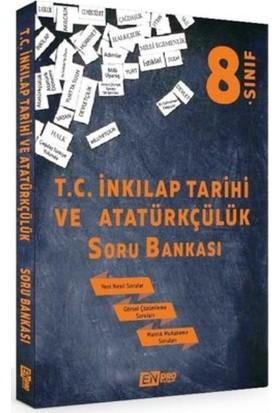 Enpro 8. Sınıf T.C. İnkılap Tarihi ve Atatürkçülük Soru Bankası