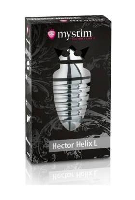 Mystim Hector Helix L Anal Plug ve Playboy Masaj Yağı