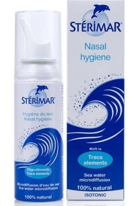 Sterimar Deniz Suyu +Sterimar Grip Stop Avantaj Paketi