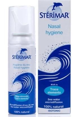 Sterimar Deniz Suyu Burun Spreyi 100ML + Sterimar Stop Protect Alerji 20 ml Avantaj Paketi