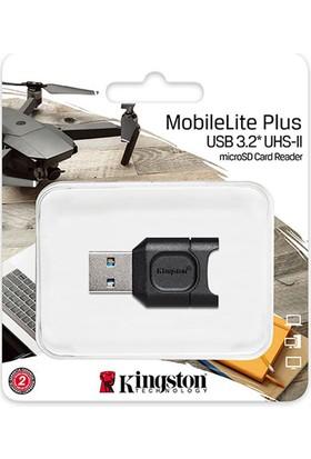 Kingston Mlpm Mobilelite Plus USB 3.1 Microsdhc-Sdxc Uhs-Iı Card