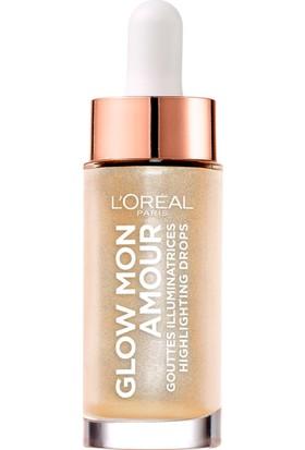 L'Oréal Paris Glow Mon Amour Likit Aydınlatıcı 01 Champagne