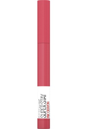 Maybelline New York Super Stay Ink Crayon Kalem Mat Ruj - 85 Change Is Good