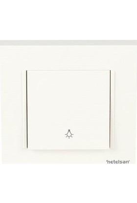 Netalsan Light Mekanik(Merdiven Otomatiği) Beyaz