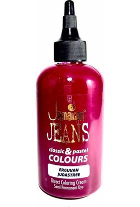 Jamaican Jean's Color Saç Boyası Erguvan Pembe BOYA1035