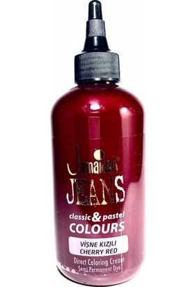 Jamaican Jean's Color Saç Boyası Vişne Kızılı BOYA1036