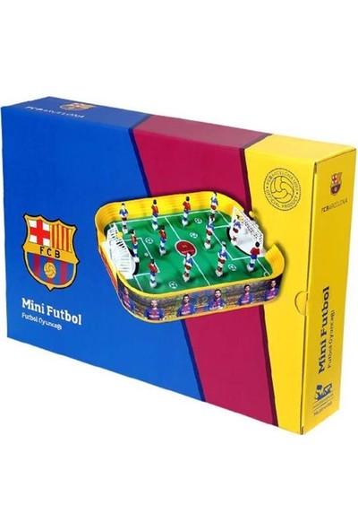 Liggo Barcelona Lisanslı Masa Üstü Mini Futbol Langırt Fc 820