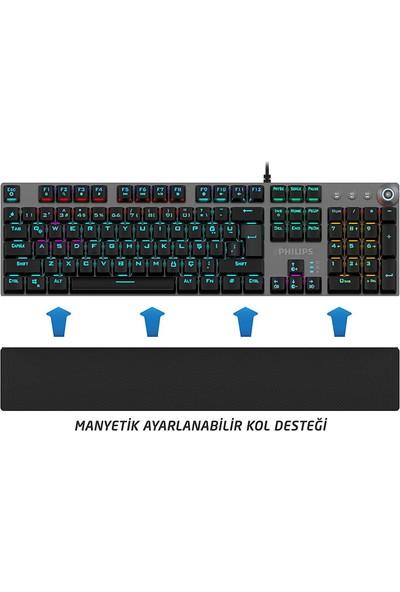 Philips SPK8614 Mekanik Klavye Mavi Switch