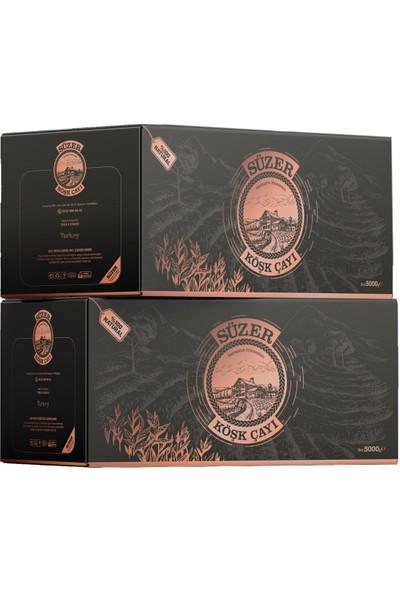 Süzer Köşk Altın Serisi Demlik Poşet Çay 15 gr x 333'LÜ