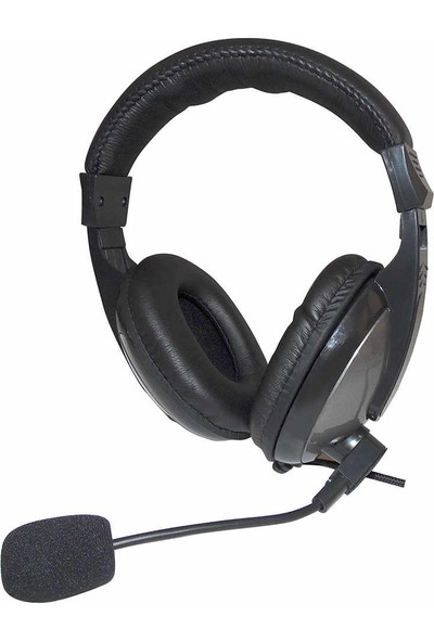 "Tuccı TC-L7""60MV Stereo Mikrofonlu Kulaklık"